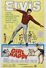 Girl Happy (1965) Poster - Movie Forum, Cast, Reviews