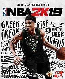 NBA 2k19 (2018 Video Game)