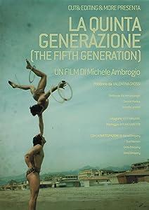 Downloading free itunes movies La Quinta Generazione [QHD