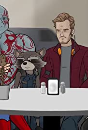 How Guardians of the Galaxy Should Have Ended Poster