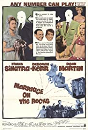Marriage on the Rocks (1965) Poster - Movie Forum, Cast, Reviews