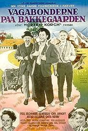 Vagabonderne paa Bakkegaarden Poster