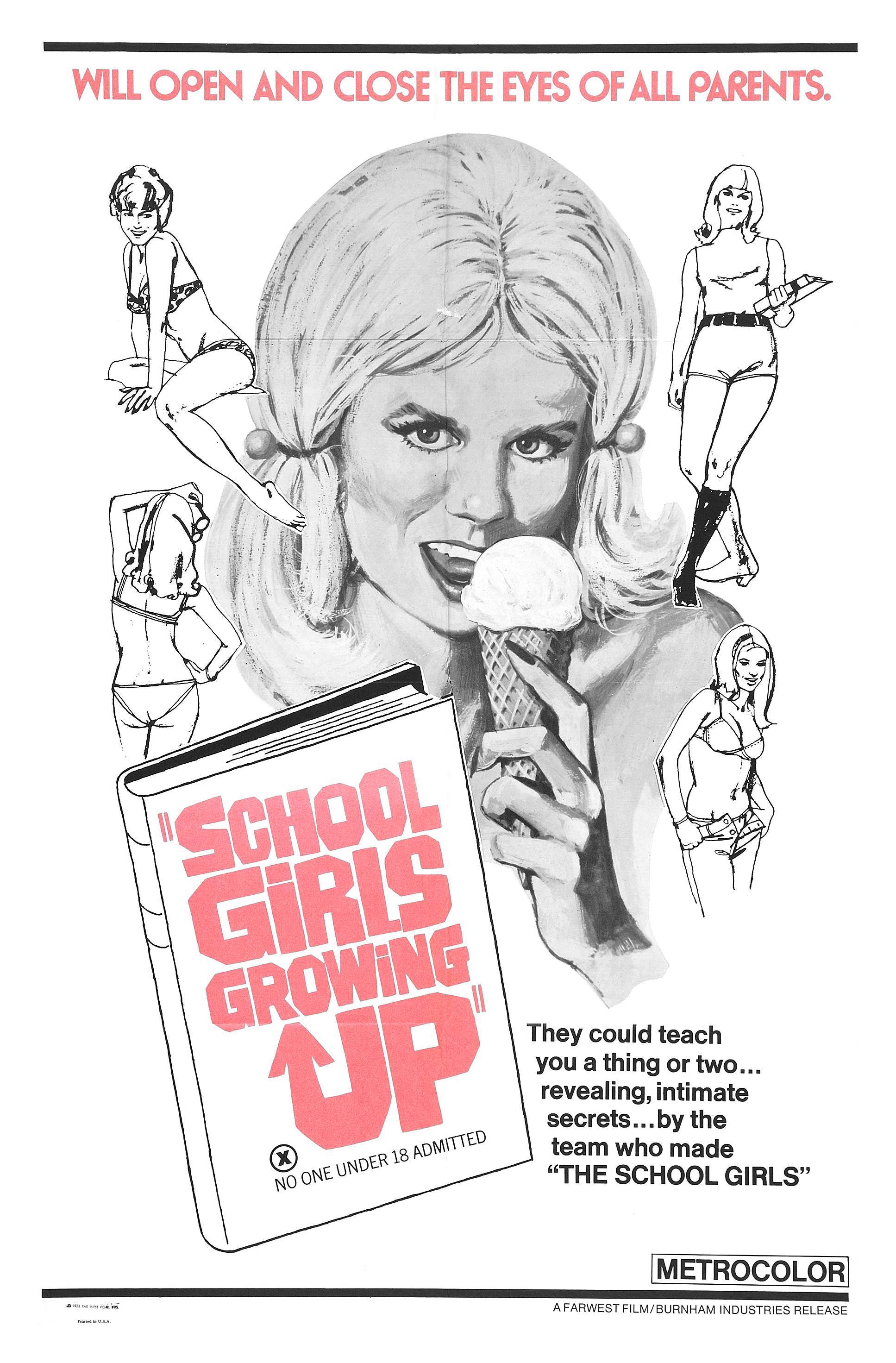Schulmädchen-Report 3. Teil - Was Eltern nicht mal ahnen (1972)