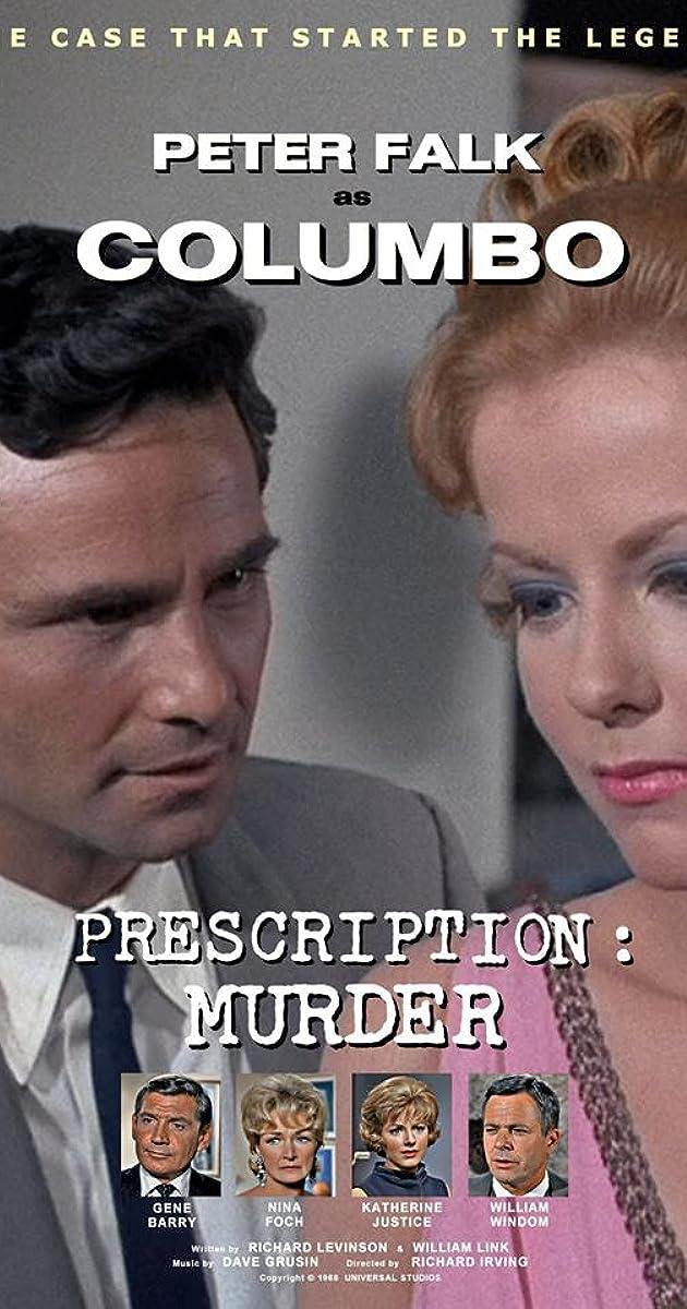 Prescription: Murder (TV Movie 1968) - Prescription: Murder