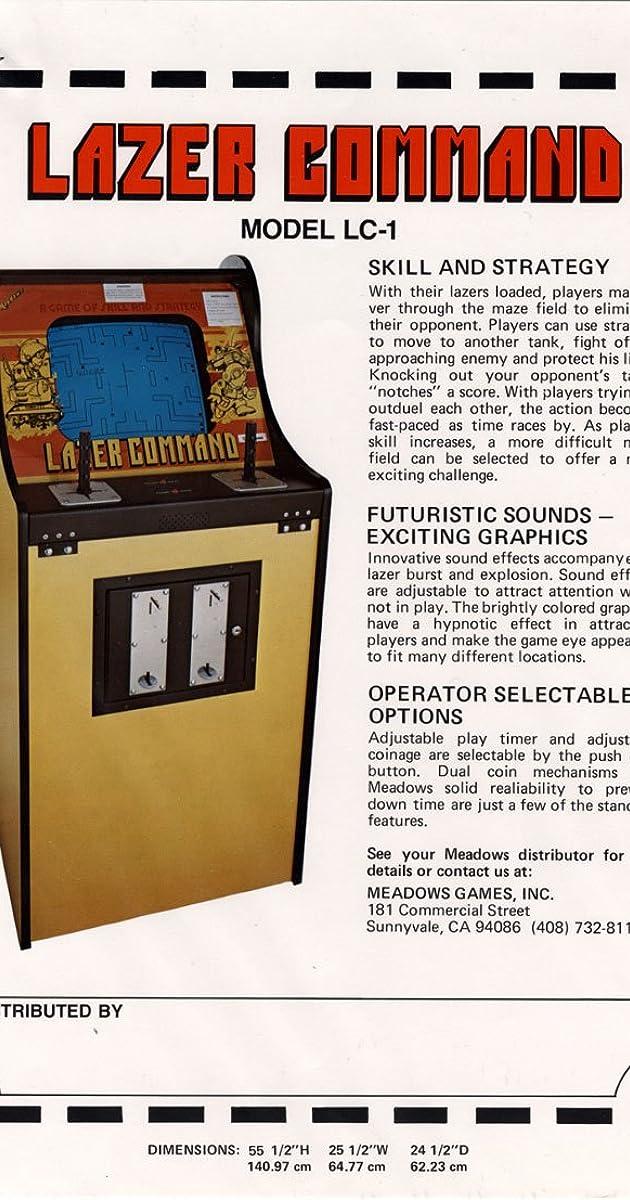 Lazer Command (Video Game 1976) - IMDb