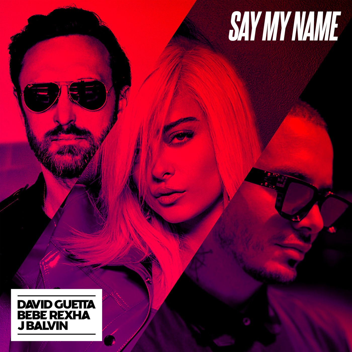 David Guetta, Bebe Rexha & J Balvin: Say My Name (2018) - IMDb