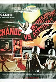 Primary photo for Chanoc and the Son of Santo vs. the Killer Vampires