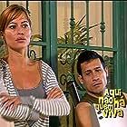 Carla Salgueiro and Martinho Silva in Aqui Não Há Quem Viva (2006)