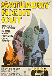 Saturday Night Out Poster