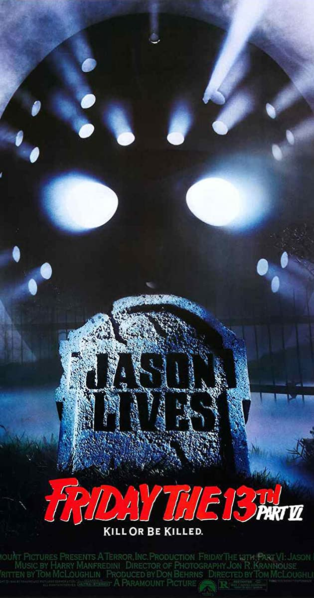 Subtitle of Jason Lives: Friday the 13th Part VI