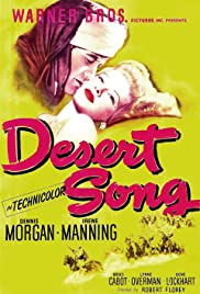 The Desert Song(1943) Poster - Movie Forum, Cast, Reviews