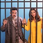 Kamal Haasan and Raveena Tandon in Aalavandhan (2001)