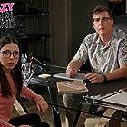 Scott Michael Foster and Esther Povitsky in Crazy Ex-Girlfriend (2015)