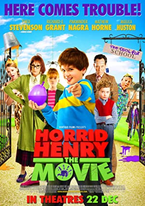 Horrid Henry: The Movie 2011 13