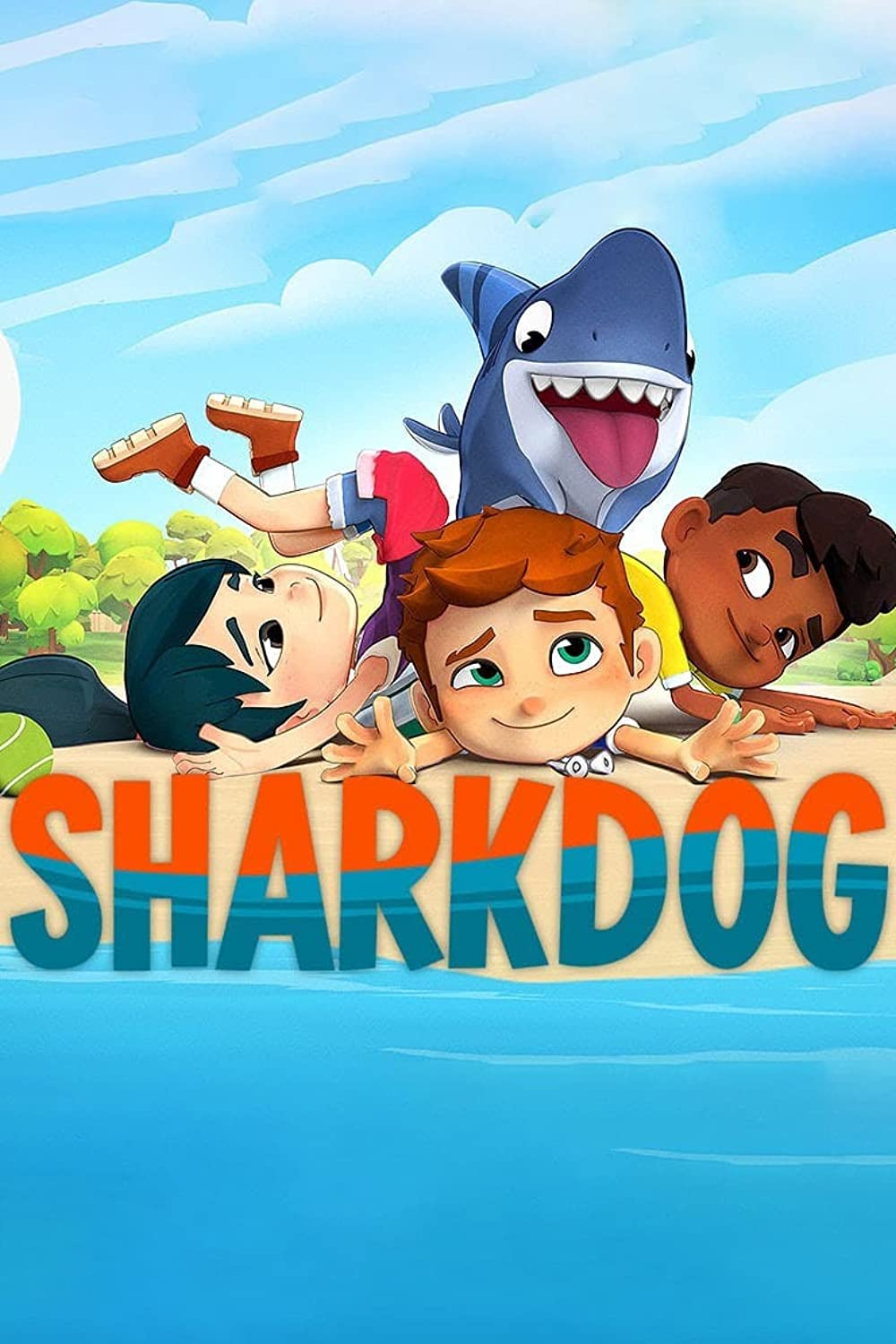 Sharkdog 2021 S01 Complete Hindi Dubbed NF Series 480p HDRip 534MB Download