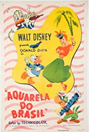 Aquarela do Brasil Poster
