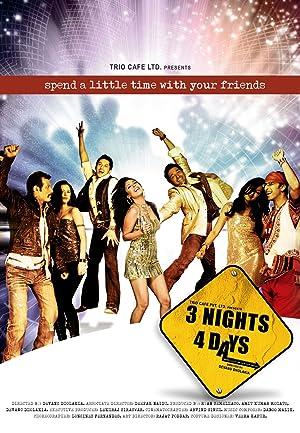 3 Nights 4 Days song lyrics