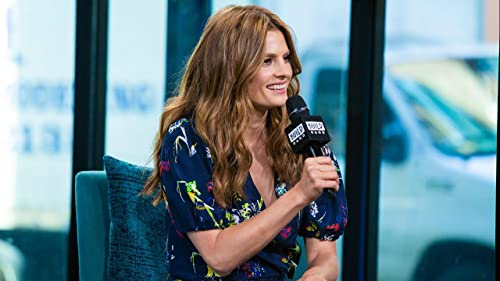 BUILD: Stana Katic's Hiking Adventures with a Family of Alchemists