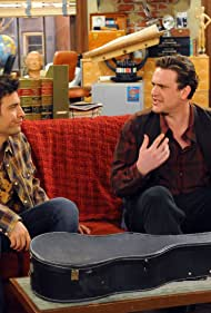 Jason Segel and Josh Radnor in How I Met Your Mother (2005)