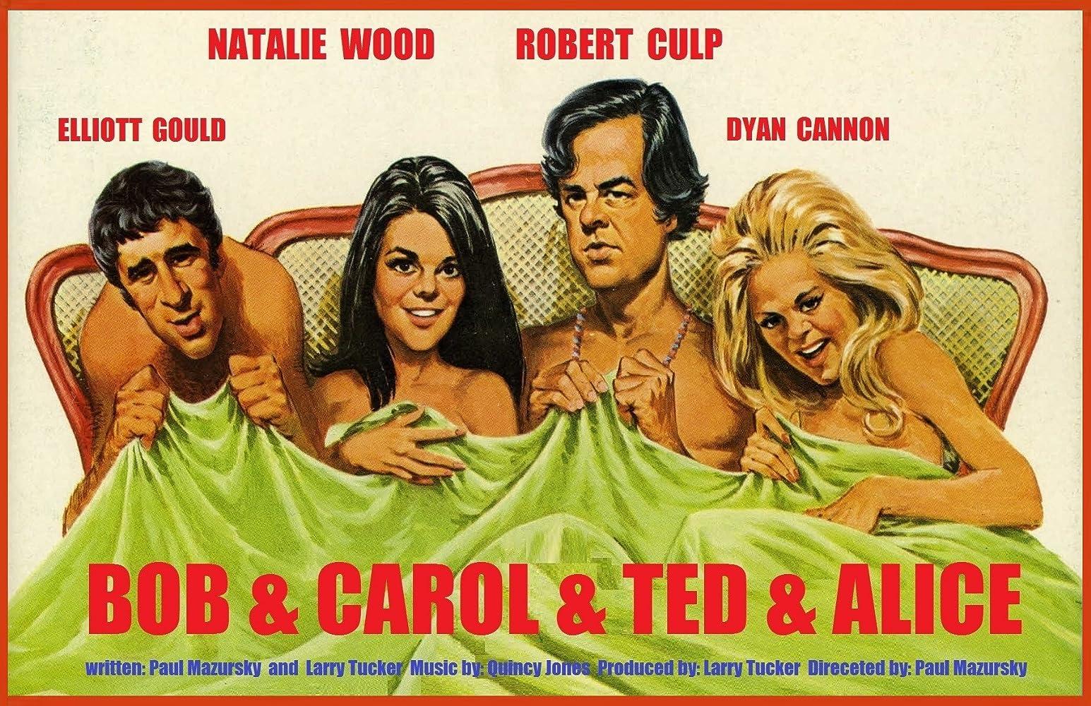 Bob  Carol  Ted  Alice 1969