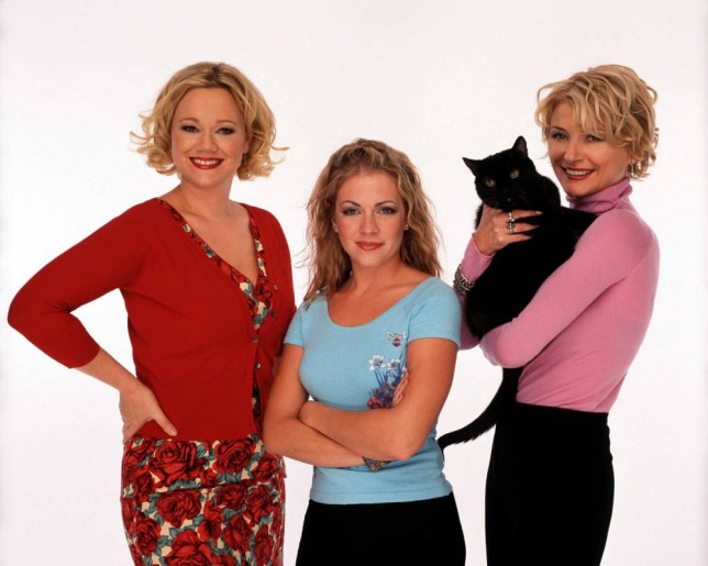 nick sabrina the teenage witch