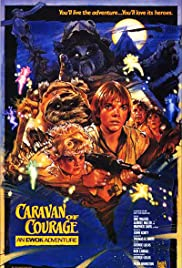 The Ewok Adventure Poster