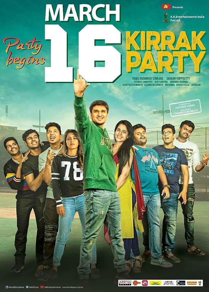 Kirrak Party (2018) in Hindi