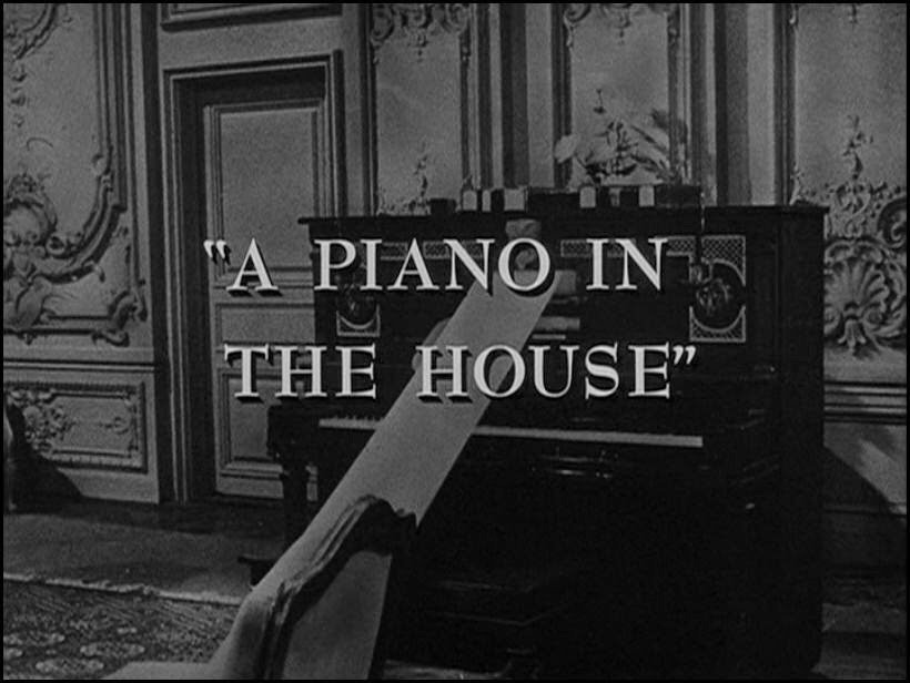 The Twilight Zone A Piano In The House Tv Episode 1962 Photo Gallery Imdb