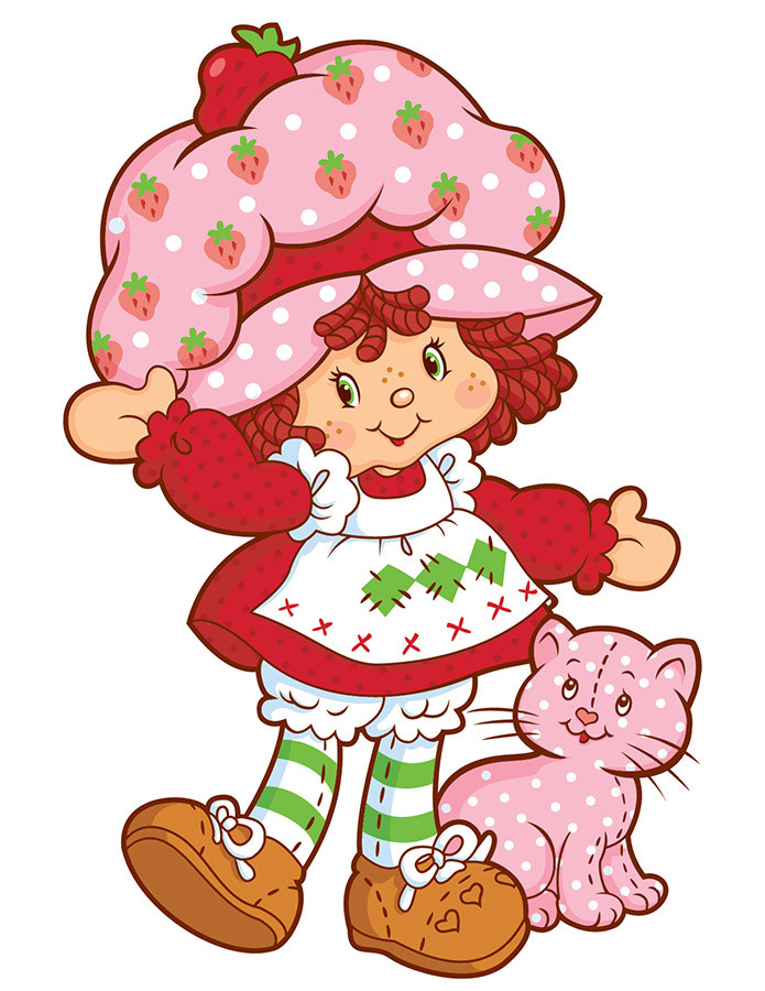 The World Of Strawberry Shortcake 1980
