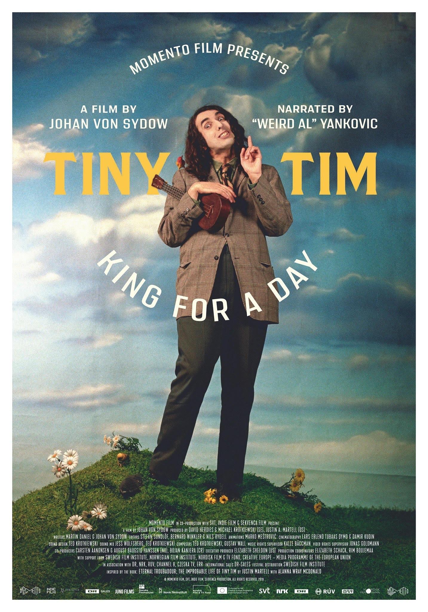 Tiny Tim: King for a Day (2020) - IMDb