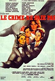 Crime Does Not Pay Poster