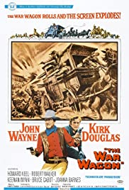 The War Wagon Poster