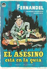 L'assassin est dans l'annuaire Poster