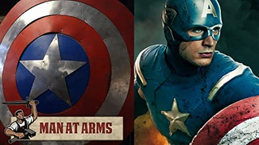 Watch new online english movies Crafting Captain America's Shield by [1080pixel]