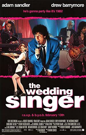 Wedding Singer poster