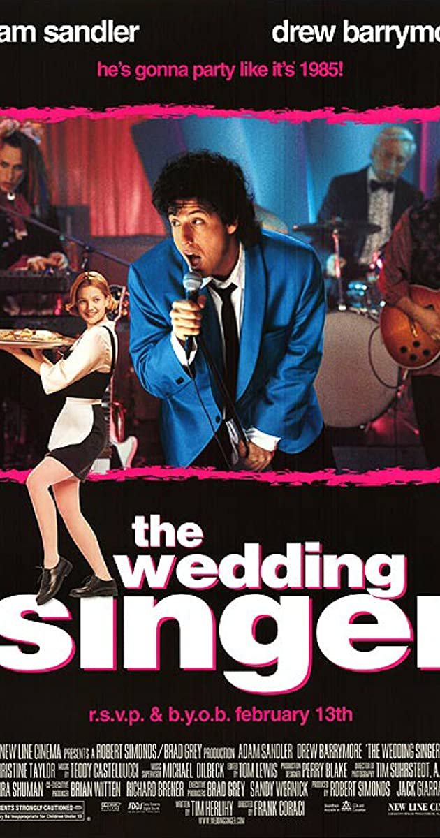 The Wedding Singer 60 IMDb Impressive Wedding Singer Quotes