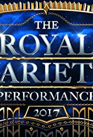 The Royal Variety Performance 2017 Poster