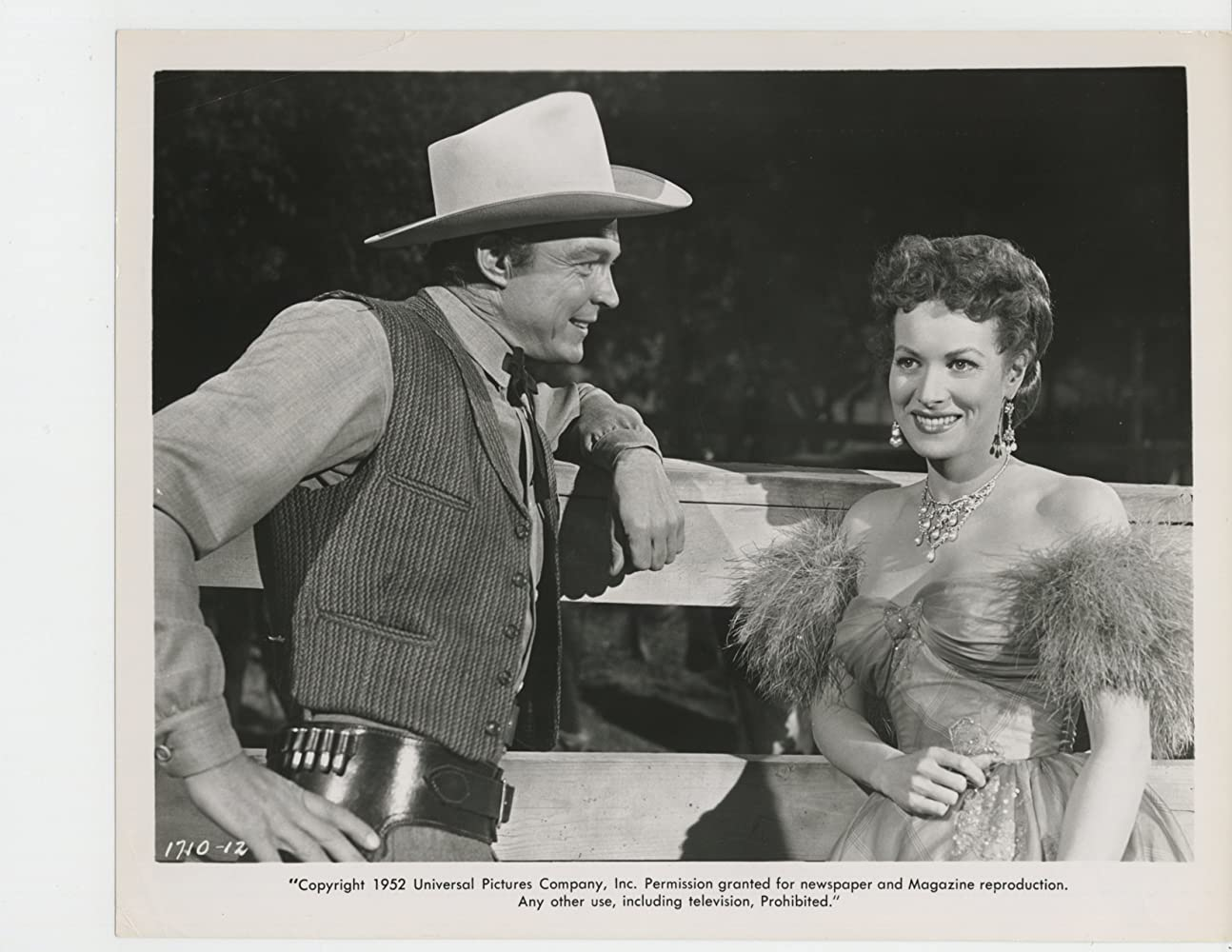 The Redhead from Wyoming (1953) Online Subtitrat in Romana