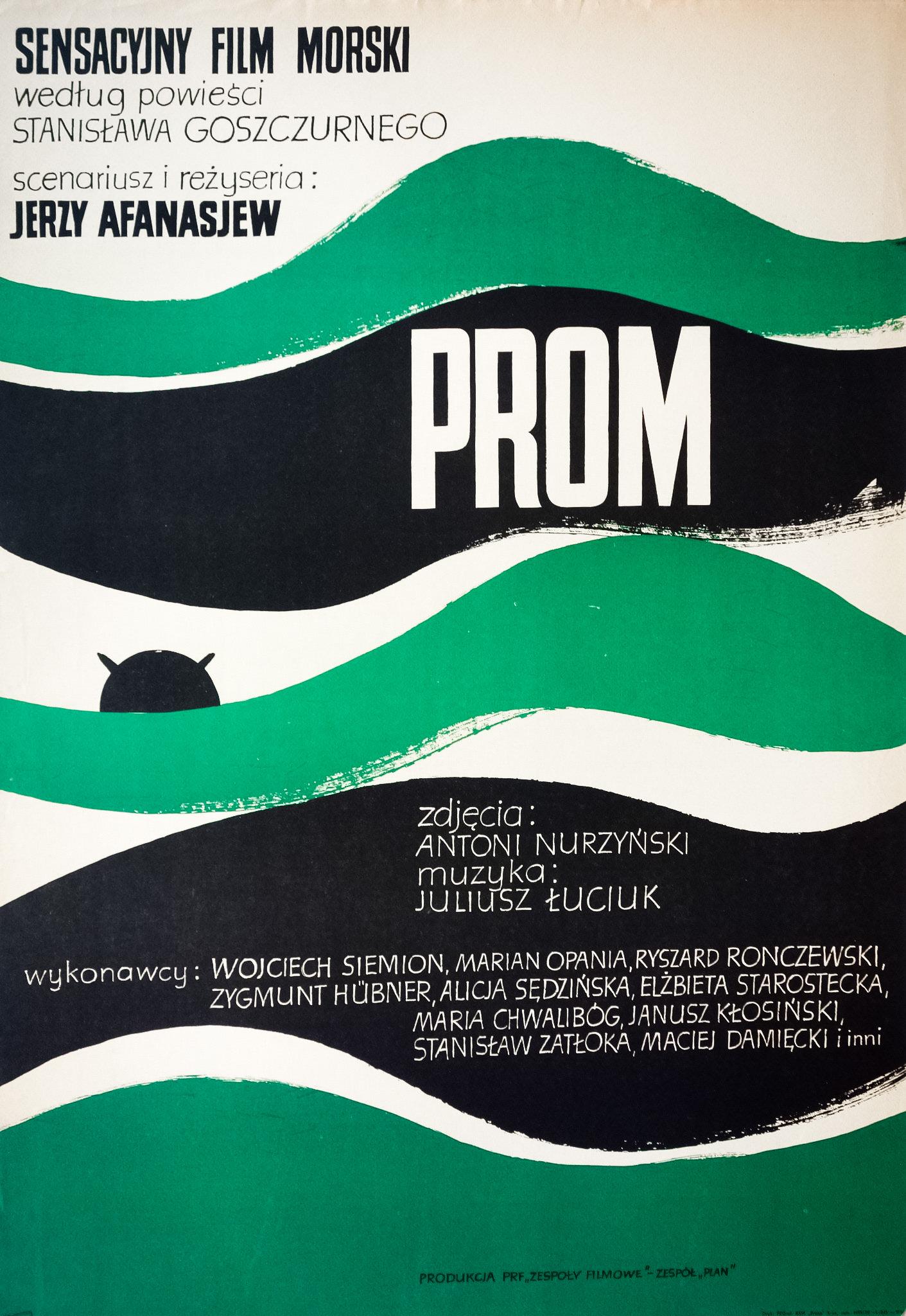 Jerzy Afanasjew in Prom (1970)