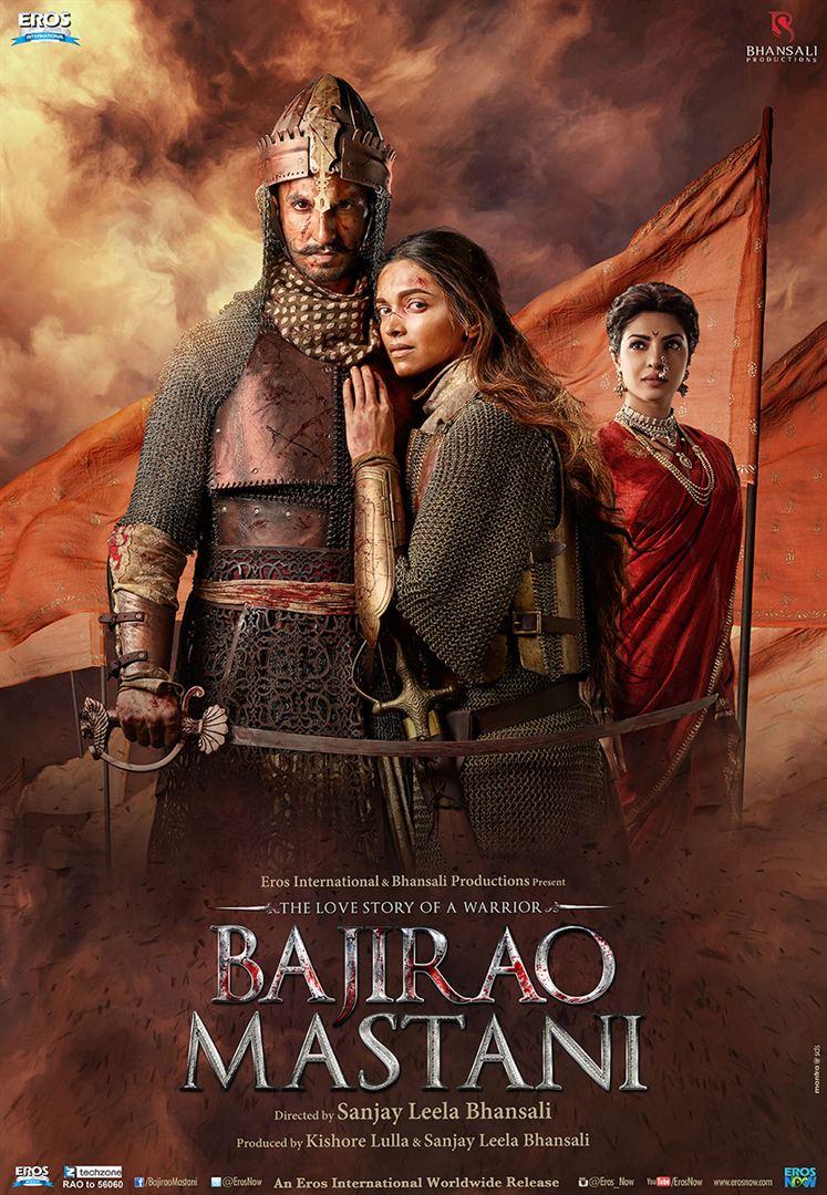 Bajirao Mastani (2015) - IMDb