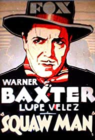 Warner Baxter in The Squaw Man (1931)