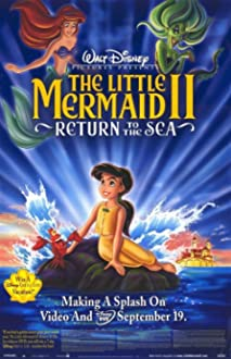 The Little Mermaid 2: Return to the Sea (2000 Video)