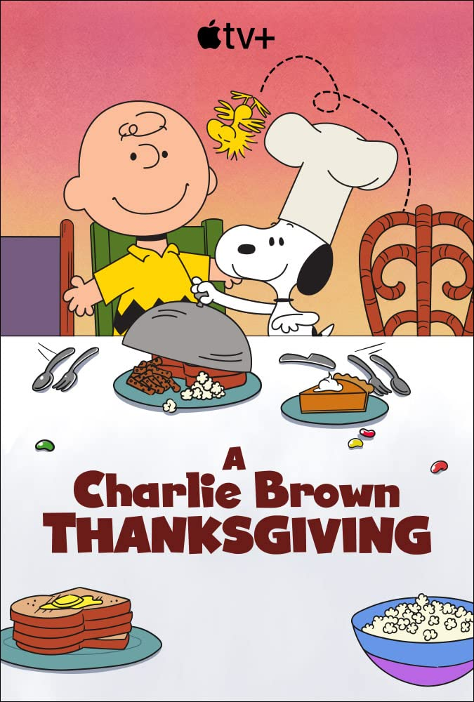 A Charlie Brown Thanksgiving (1973) Hindi Dubbed