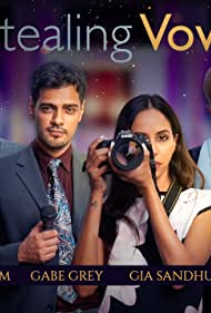 Anand Rajaram, Fuad Ahmed, Ali Hassan, and Gia Sandhu in Stealing Vows