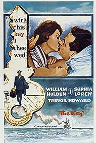 The Key (1958) Poster - Movie Forum, Cast, Reviews
