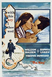 The Key (1958) Poster - Movie Forum, Cast, Reviews
