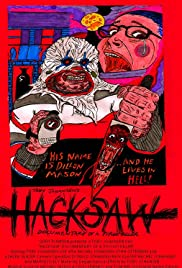 Hacksaw: Documentary of a Psycho Killer Poster