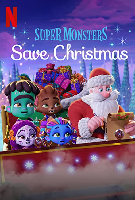 Film: Super Monsters Save Christmas