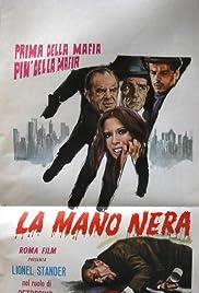 La mano nera Poster