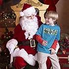 Matthew Lawrence and Gabe O'Mara in My Santa (2013)